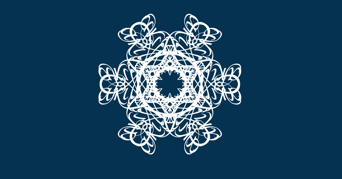 I've just created The snowflake of Marilyn Recknor.  Join the snowstorm here, and make your own. http://snowflake.thebookofeveryone.com/specials/make-your-snowflake/?p=bmFtZT1UZXJpK3NwYXJrcw%3D%3D&imageurl=http%3A%2F%2Fsnowflake.thebookofeveryone.com%2Fspecials%2Fmake-your-snowflake%2Fflakes%2FbmFtZT1UZXJpK3NwYXJrcw%3D%3D_600.png