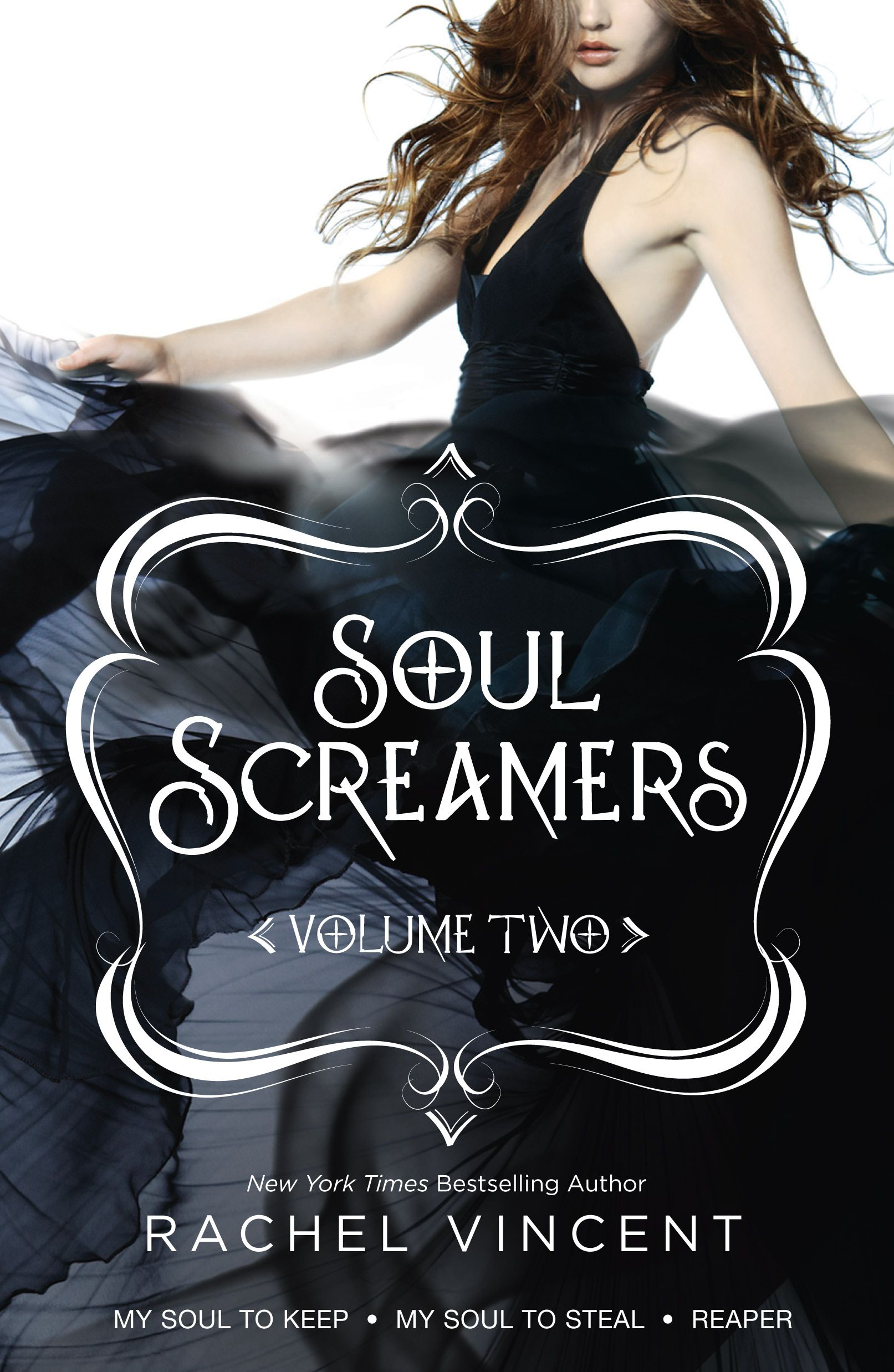 Soul Screamers Vol 2 By Rachel Vincent Free Ebooksbooks