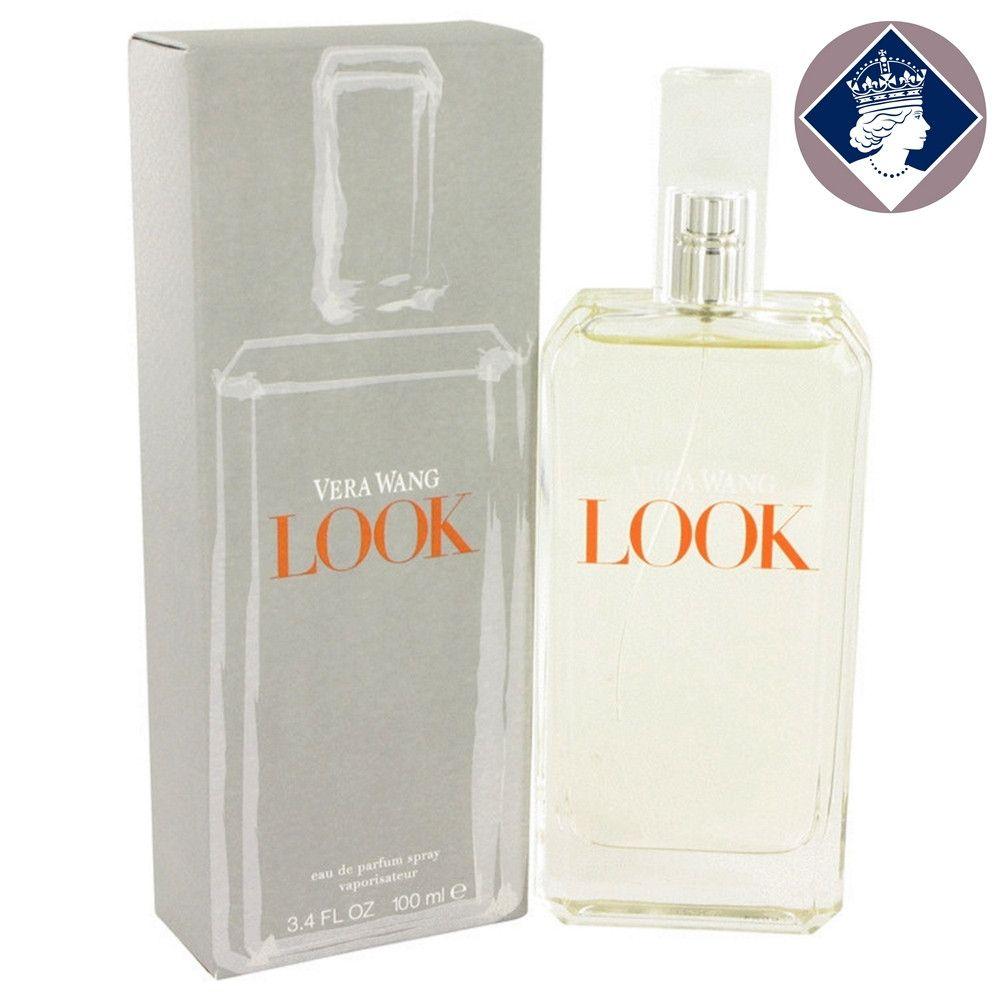 Vera Wang Look 100ml 3 4oz Eau De Parfum Spray Edp Perfume Fragrance For Women Vera Wang Perfume Perfume Fragrances Perfume