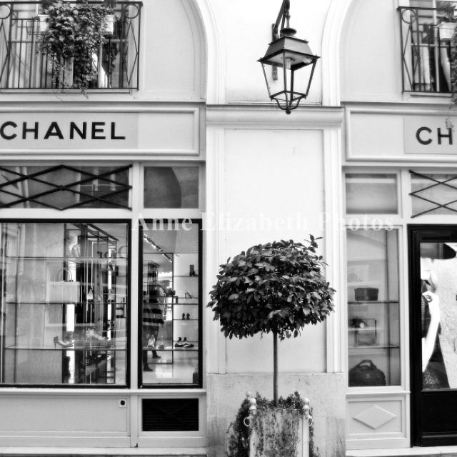 The Candy Shop Chanel Store Paris Coco Chanel