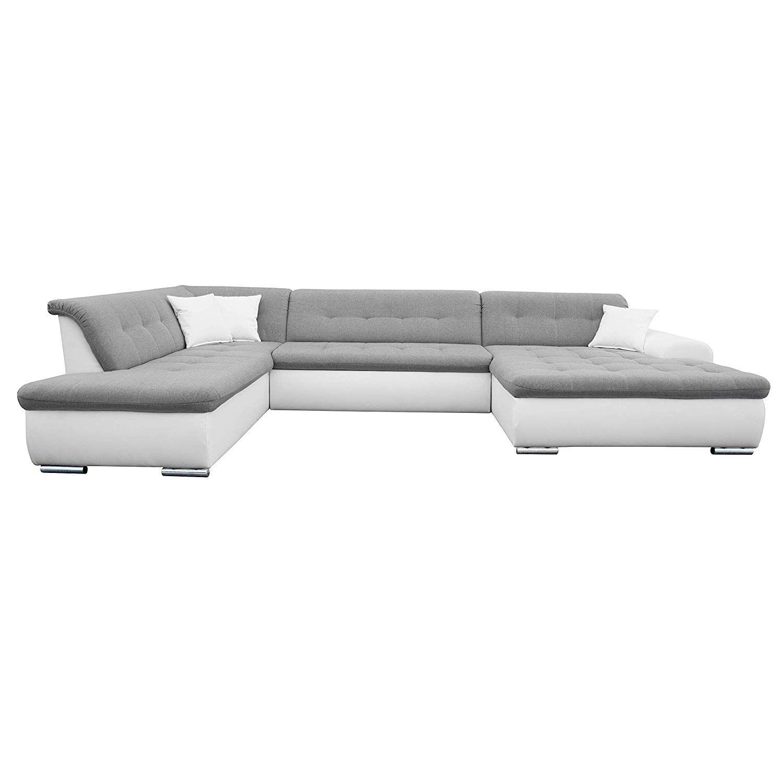 Schickes Ecksofa Couch Mit Schlaffunktion Bettsofa Couch U Form