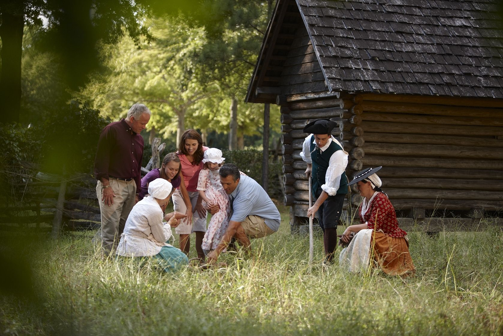 Explore Two Living History Museums Recreated Outdoor Army