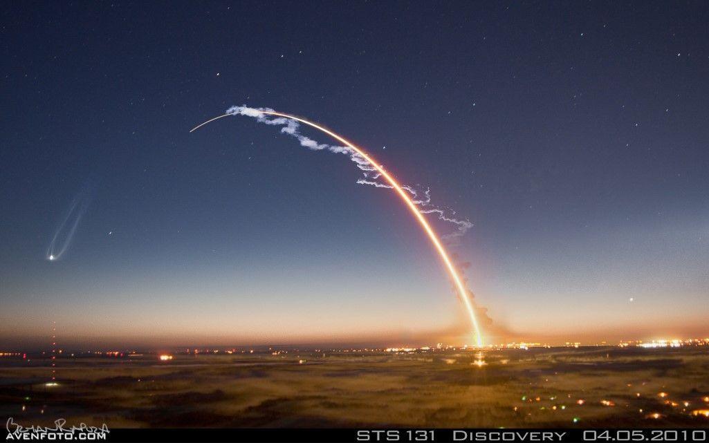 NASA | Space Shuttle Time Lapse - Alien UFO Sightings ...