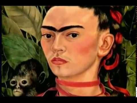Frida Kahlo Documental En Espanol Vida De Frida Kahalo