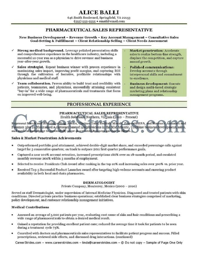 outside sales resume sample example representative perfect Home - example resume sales