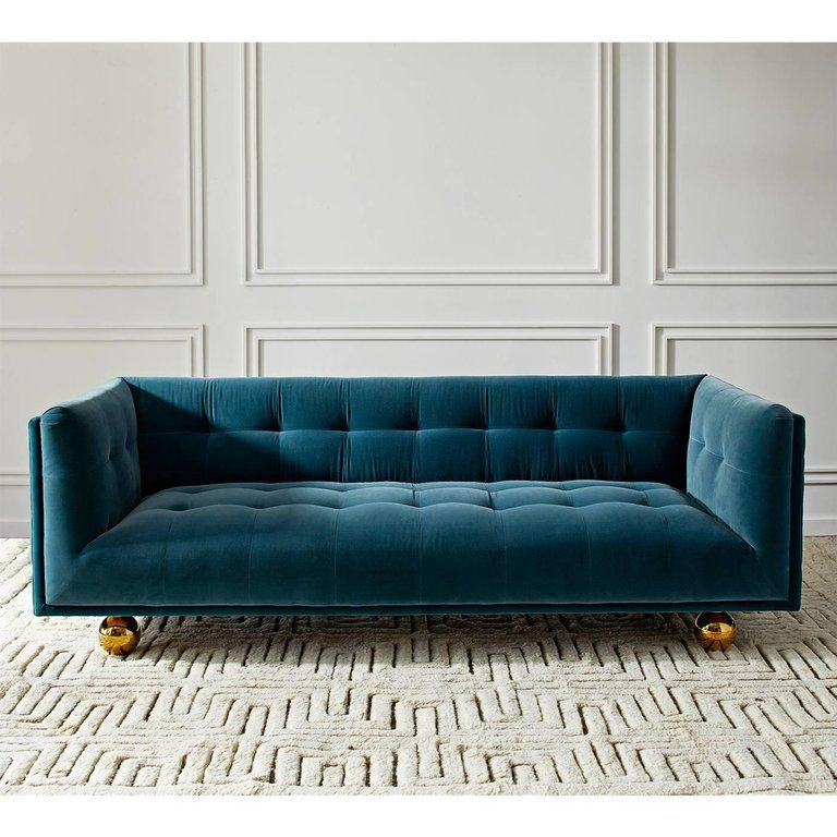 Claridge Modern Chesterfield Sofa 5