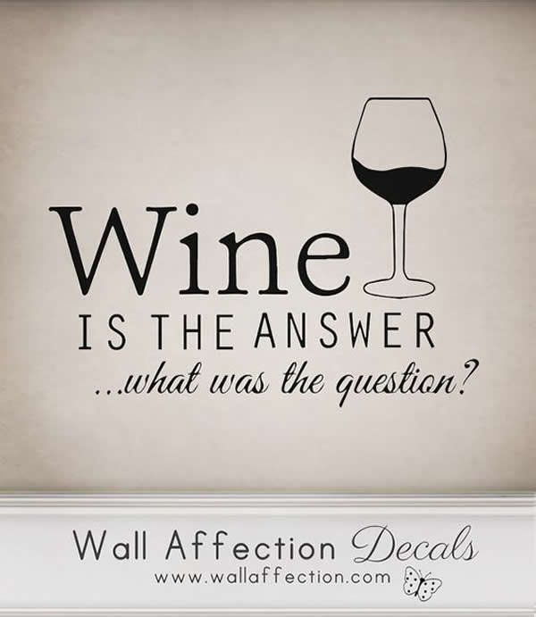Two Funny Wall Decor Posters Show How Wine And Chocolate Can Solve All Your Life Problems And Questions Wine Quotes Wine Quotes Funny Wine