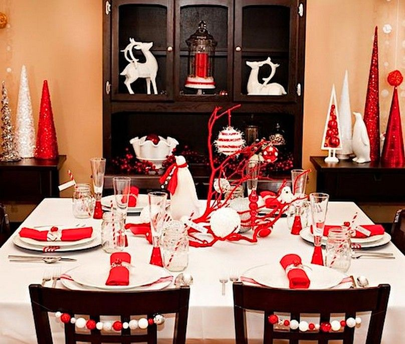 christmas ideas for dinner party
