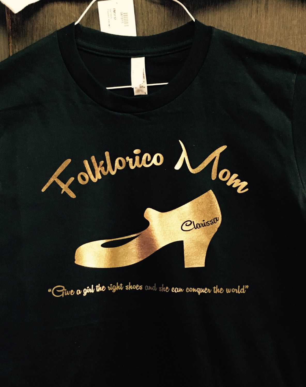Folklorico Tap Dance Mom by bTdStore on Etsy  d0e293e3ca2