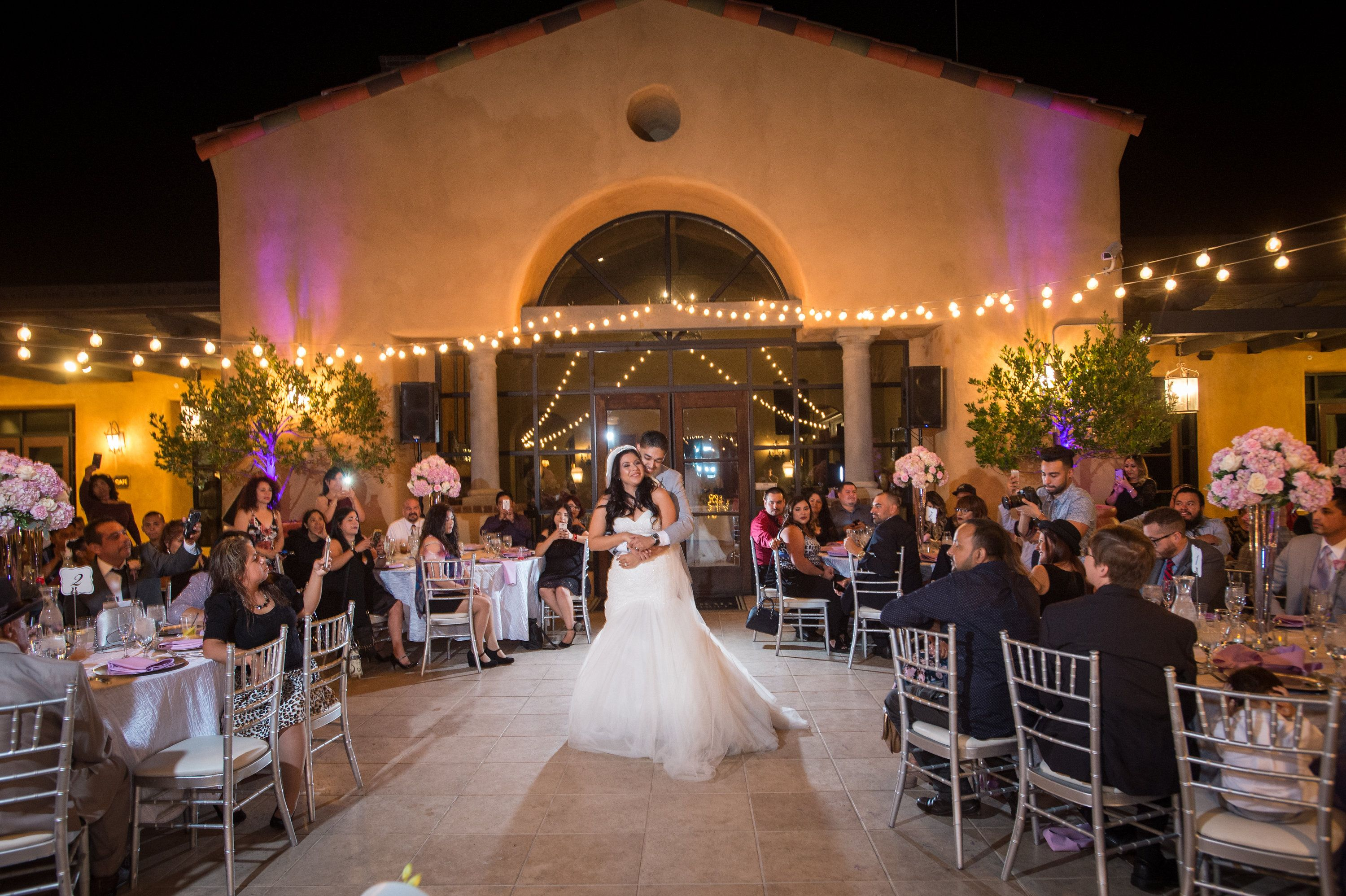 The place to wed in Corona, California. This venue is