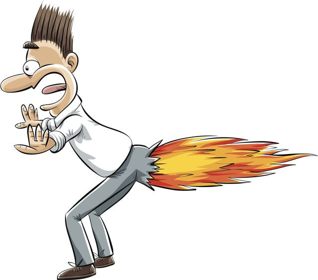 sc 1 st  Pinterest & The Science Behind Why You Can Light a Fart on Fire azcodes.com