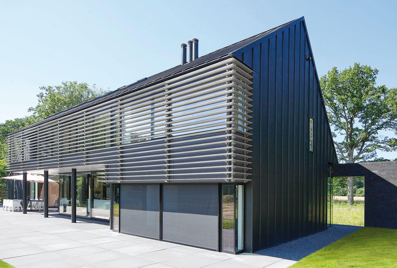 protection solaire structurelle en aluminium renson architecture pinterest brise soleil. Black Bedroom Furniture Sets. Home Design Ideas