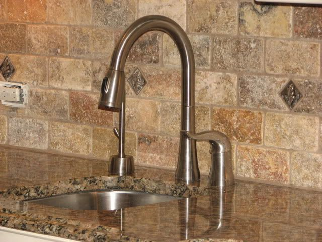 Travertine Subway Tile Backsplash Re Show Me Your Travertine