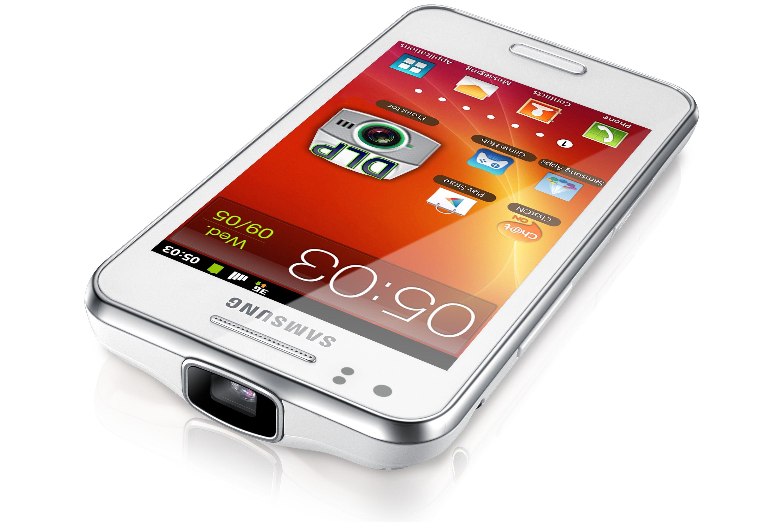 SAMSUNG I8530 Galaxy BEAM White | Mobile Phones | Samsung galaxy