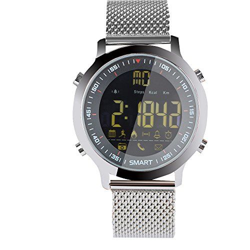 dc9135d7559 Military Smart Watch Waterproof IP68 5ATM Passometer Message Reminder Ultra-long  Standby Xwatch Outdoor Swimming Sport Smartwatch (Black) 28.90 ...