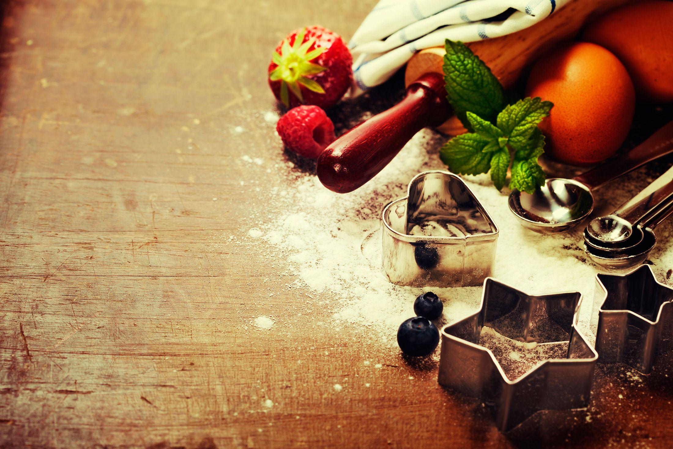 Lækre opskrifter - Kager, cupcakes, desserter og mere