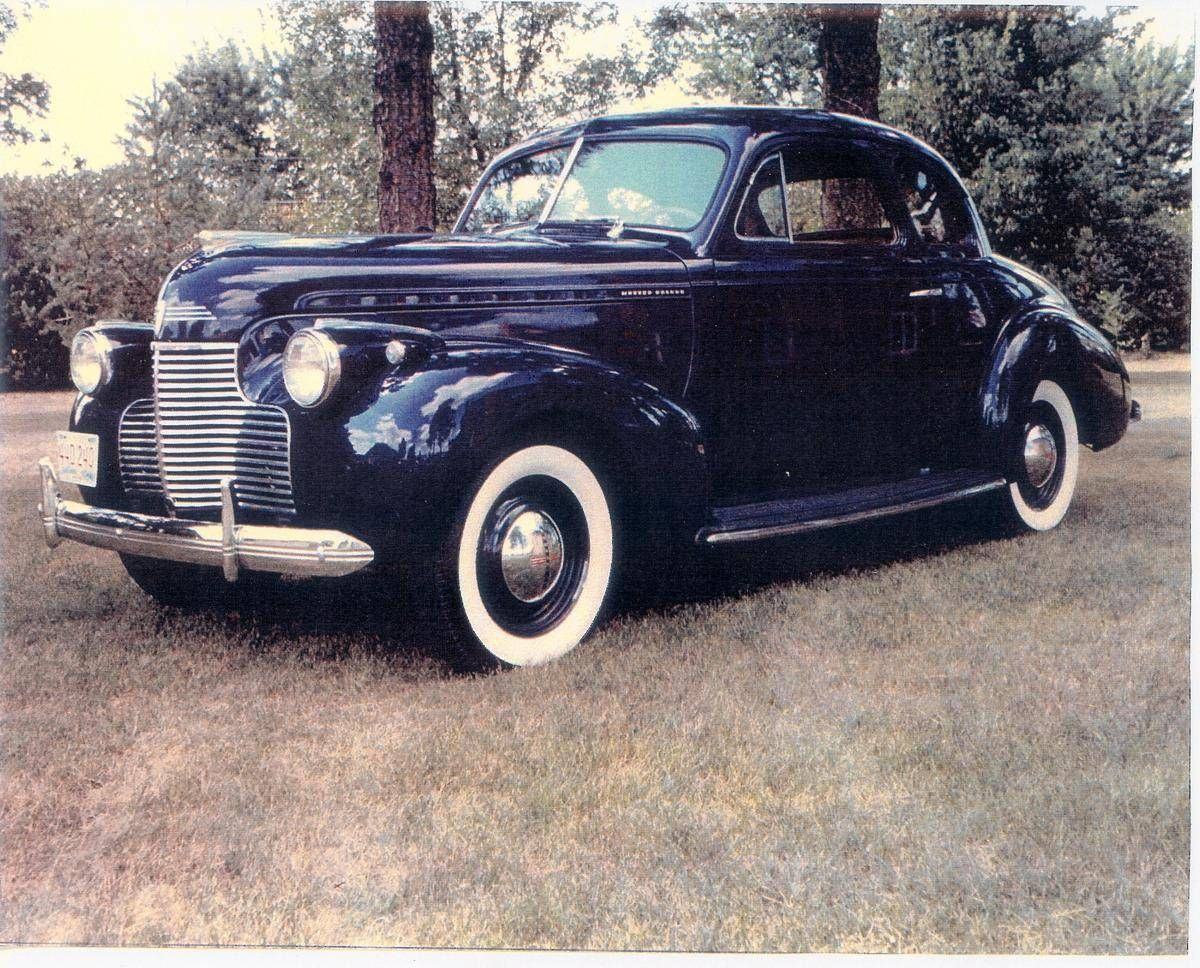 1940 chevrolet master deluxe business coupe for sale