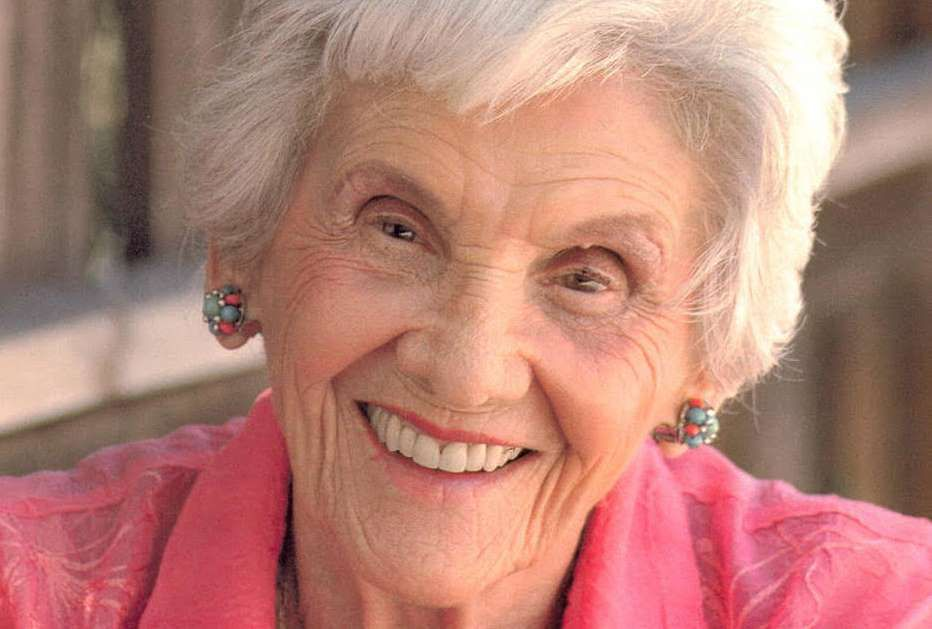 Actress Connie Sawyer Died Peacefully At The Age Of 105 At Her In Woodland Hills Ca With More Than 140 Tv And Film Credits Actresses Hollywood Talent Contest