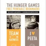 Free Hunger Games printables