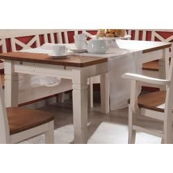 Country style dining tables