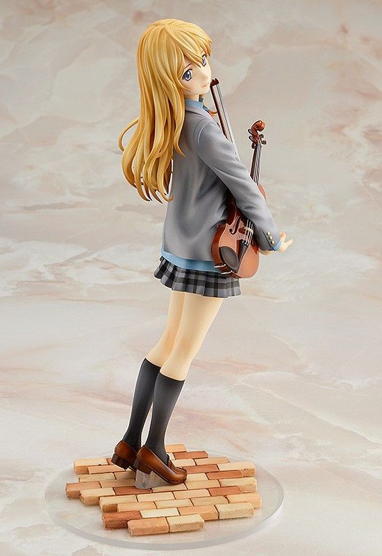 """Crunchyroll - Good Smile Releases 1/8 Scale Kaori Miyazono from """"Your Lie in April"""""""