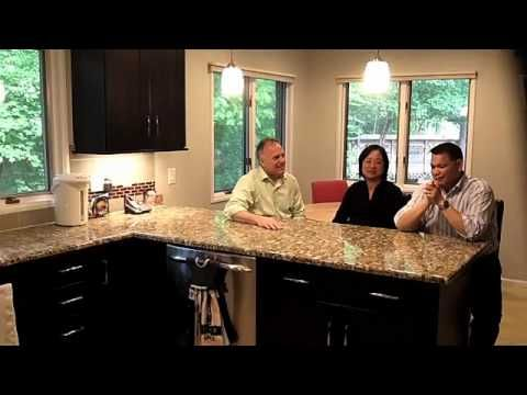Kitchen Remodel Interview with Doris and Sonny Recent Kitchen