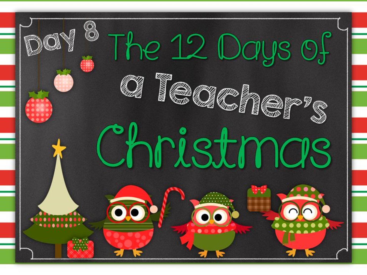 12 Days Of Christmas Bloghop