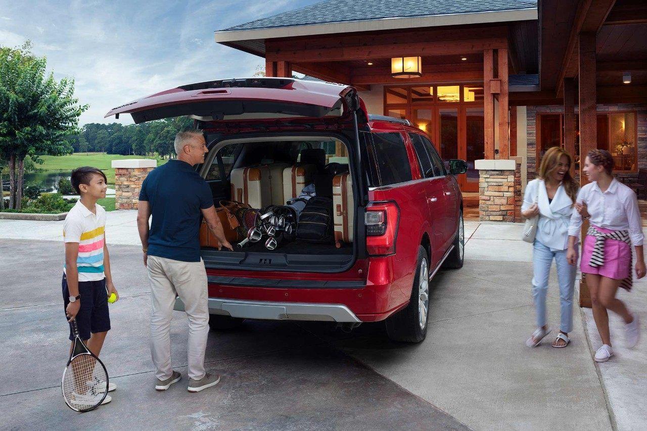 2018 Ford Expedition Platinum Interior Con Imagenes