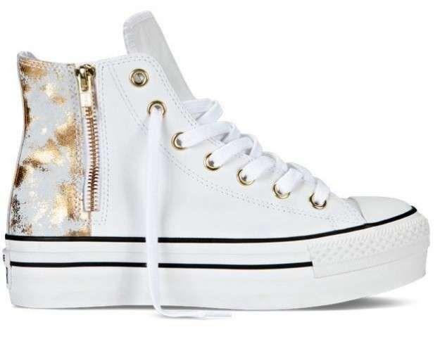 converse platform scarpe