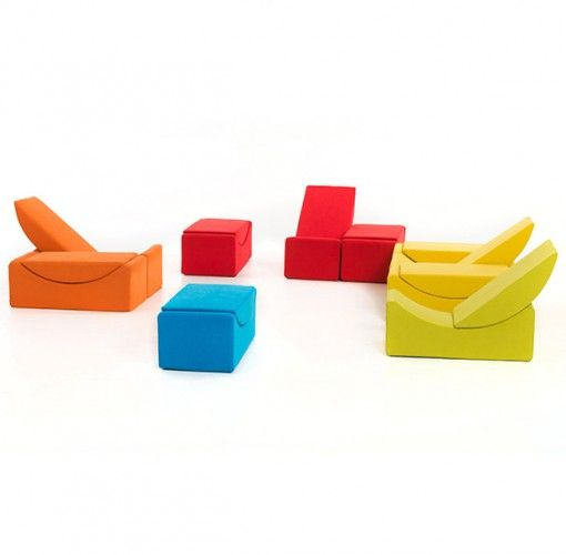 Play And Childrenu0027s Furniture U2013 Afilii U2013 Design + Architecture For Kids
