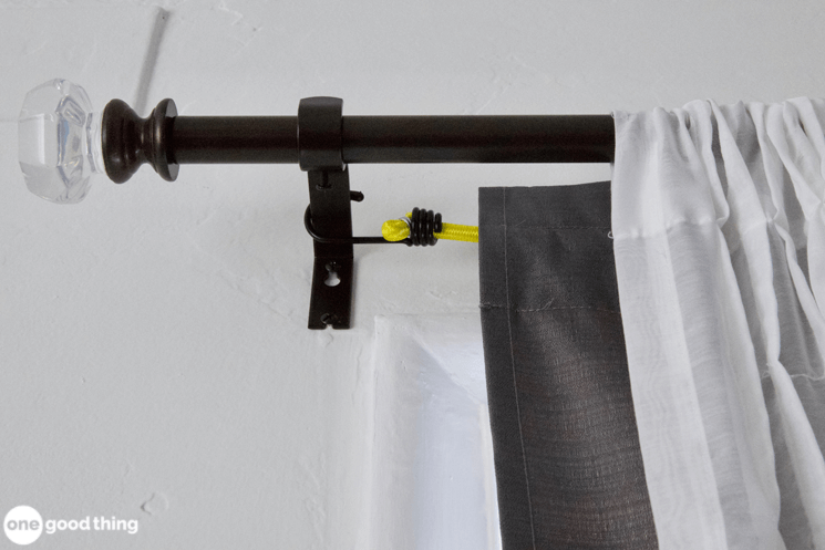 9 Surprisingly Useful Things You Can Do With A Bungee Cord Curtains Cleaning Curtains Double Rod Curtains