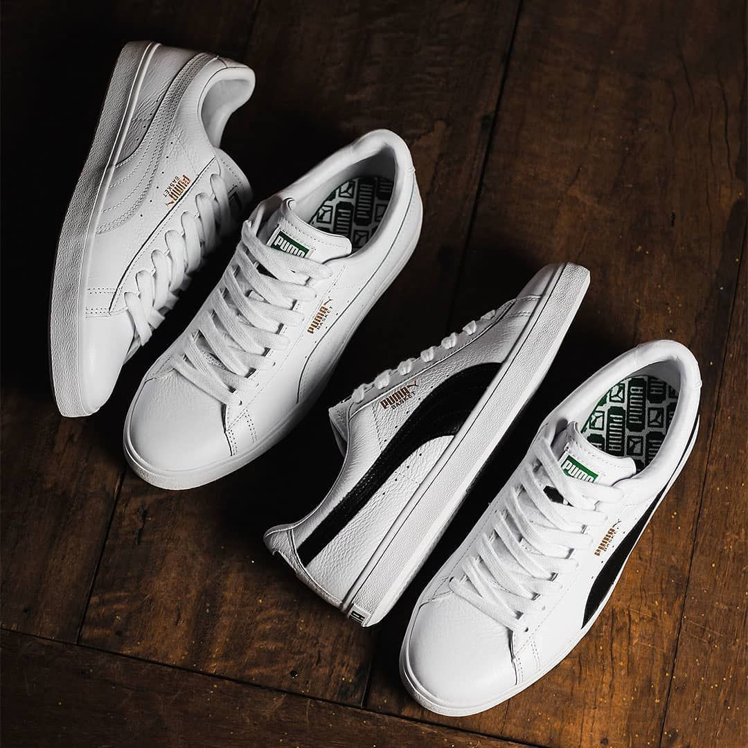 Can't beat an exclusive The Men's @PUMA Basket Vulc just