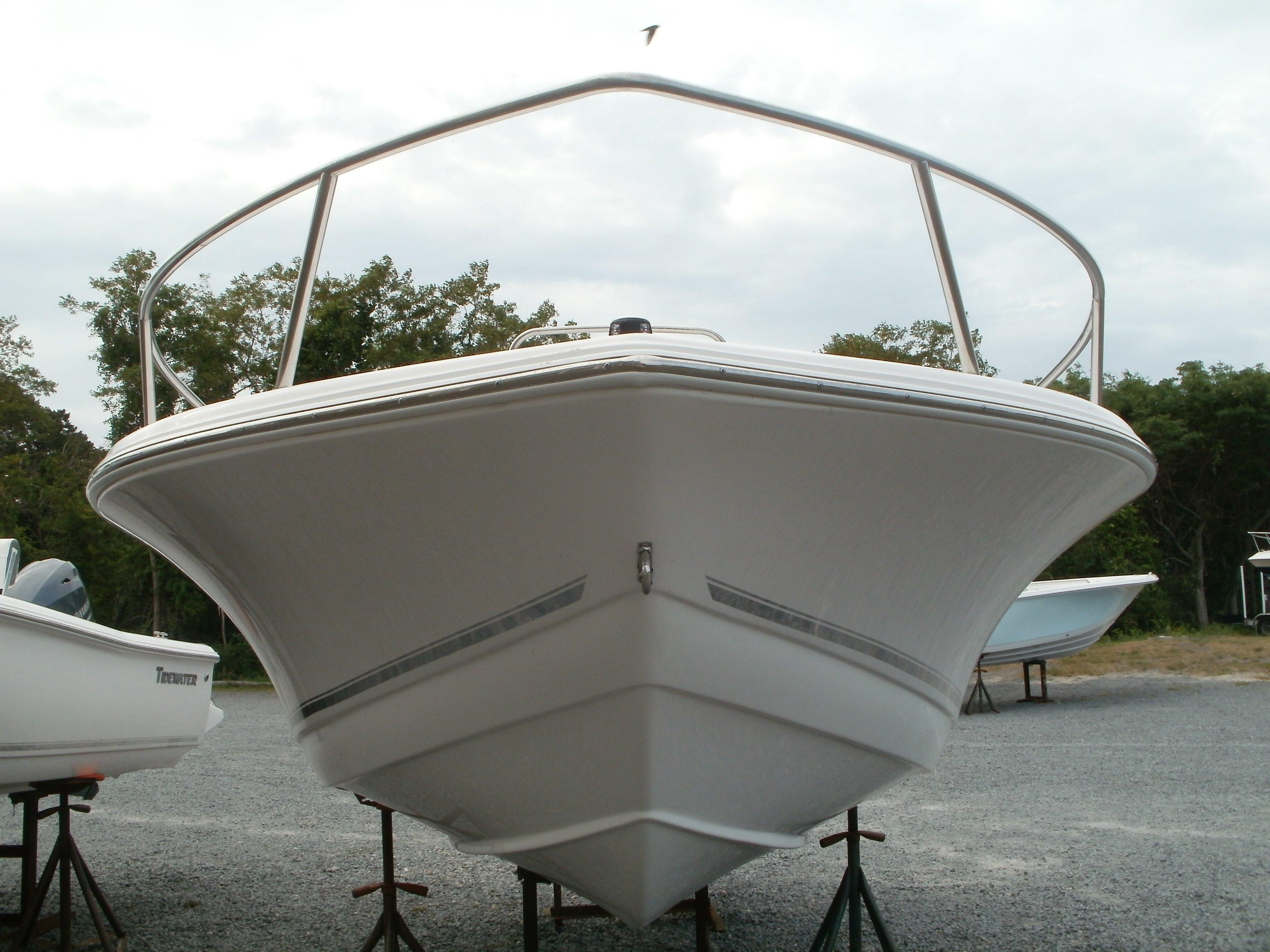 2015 Tidewater 180 CC Adventure Power Boat For Sale - www.yachtworld.com