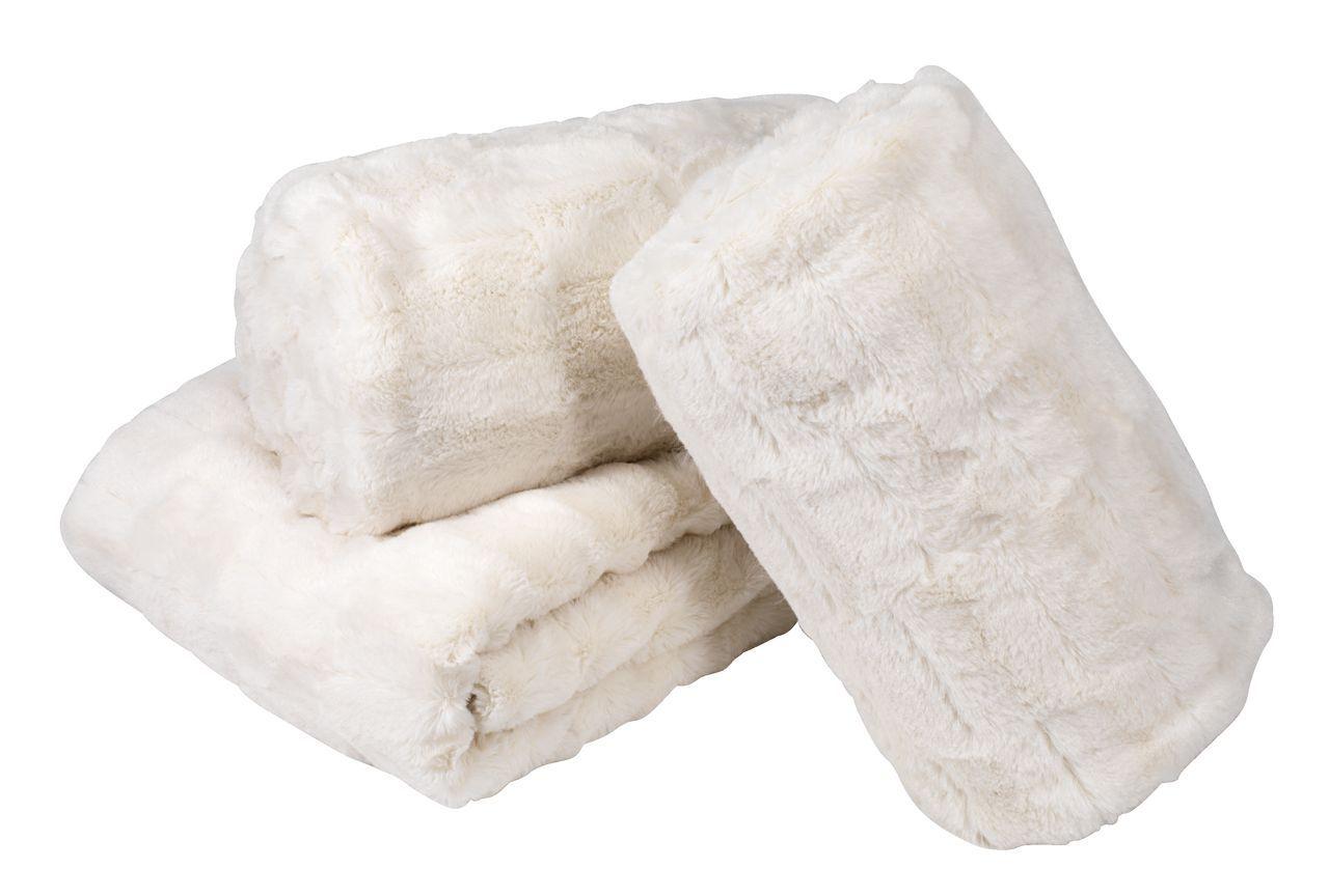 Faux Fur Blanket / JYSK