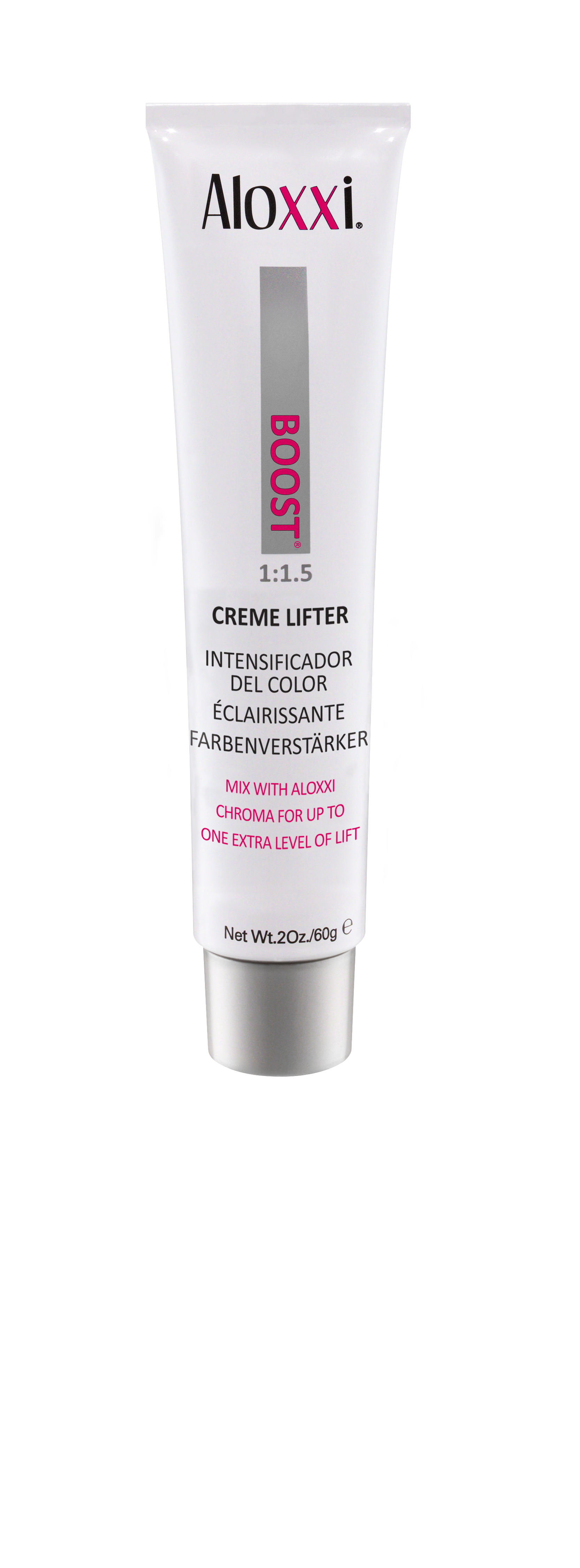 Aloxxi COLOUR BOOST Creme Lifter. Provides up to one extra ...