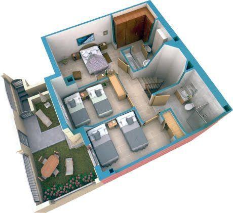 planos de casas - Planos De Casas