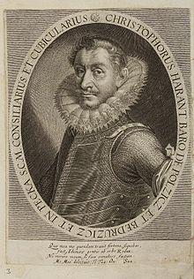 Kryštof Harant - Wikipedia