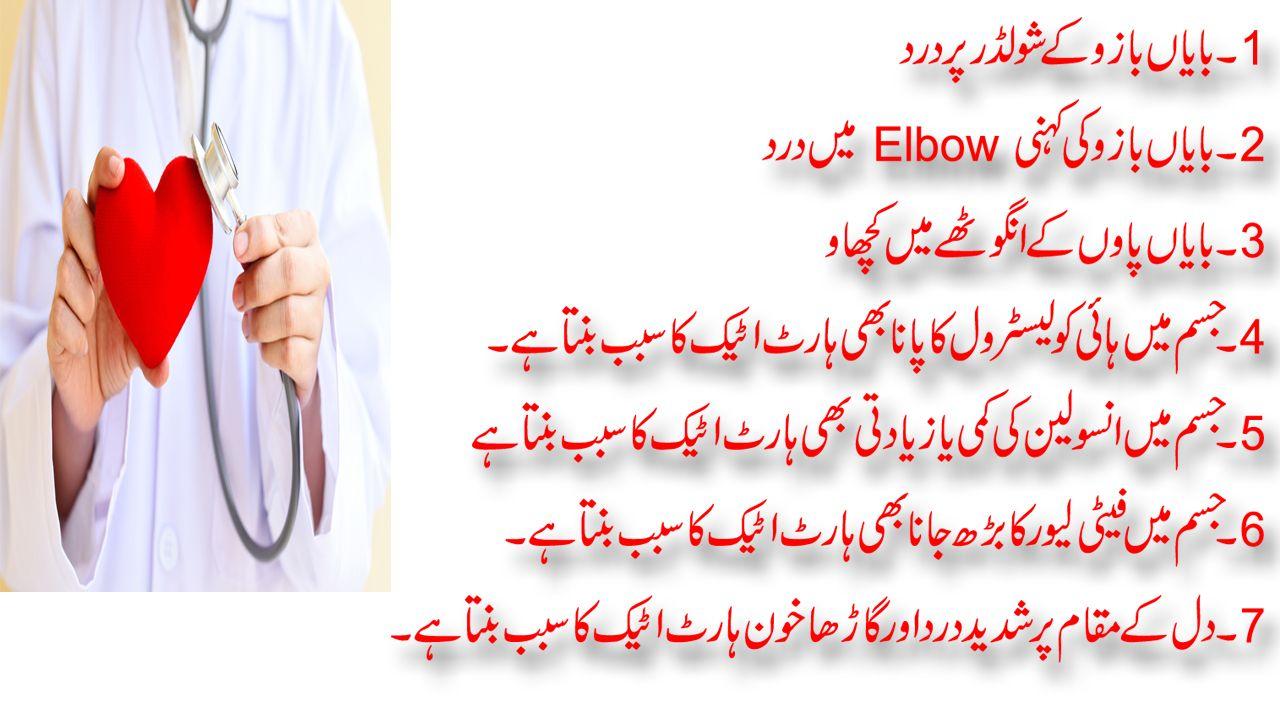 Heart Diseases And Treatment Urdu Cardiovascular Disease