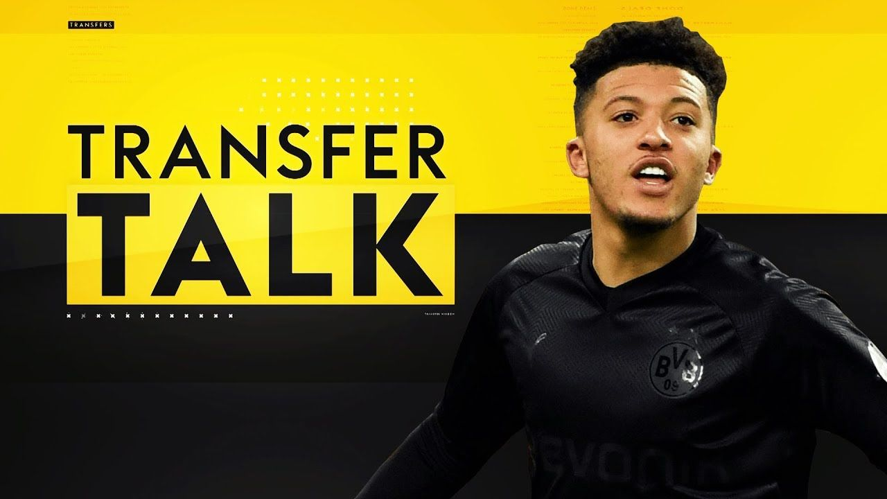 Which Premier League Side Is Most Likely To Sign Jadon Sancho Transfer Talk In 2020 Premier League Sky Sports Football Premier League Highlights