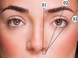 Las cejas son una de las partes mas importantes del maquillaje  aqui esta la forma en sacarlas y como deben pintarse o rellenarse.