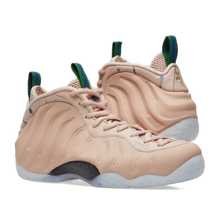 Nike Air Foamposite One Rust Pink Shorts SneakerFits.com