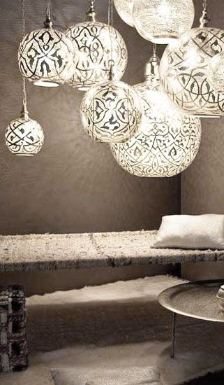 beautiful ritz lighting style. moroccan influence love the airiness of these and beautiful light patterns they give off ritz lighting style l