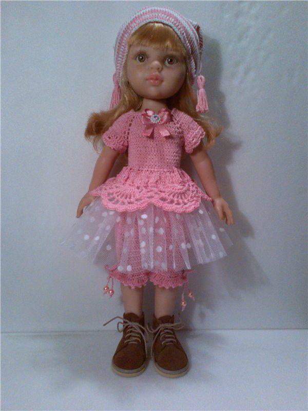 Новые комплектики для кукол Паола Рейна. / Paola Reina, Antonio Juan и другие испанские куклы / Бэйбики. Куклы фото. Одежда для кукол