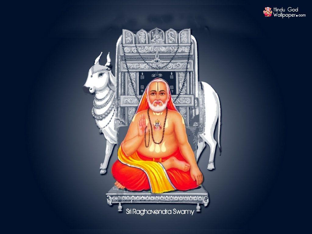 Sri Swami Samartha Full Hd Computer Wallpaper Dawlonod: Guru Raghavendra Wallpapers