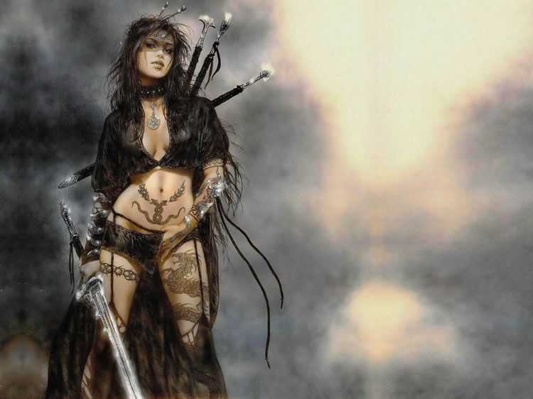 27. Her Mortal Form | Drawings, Graphics and Woman warrior