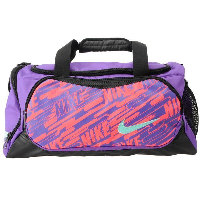 Nike Duffel Bag Purple Zwwcsz