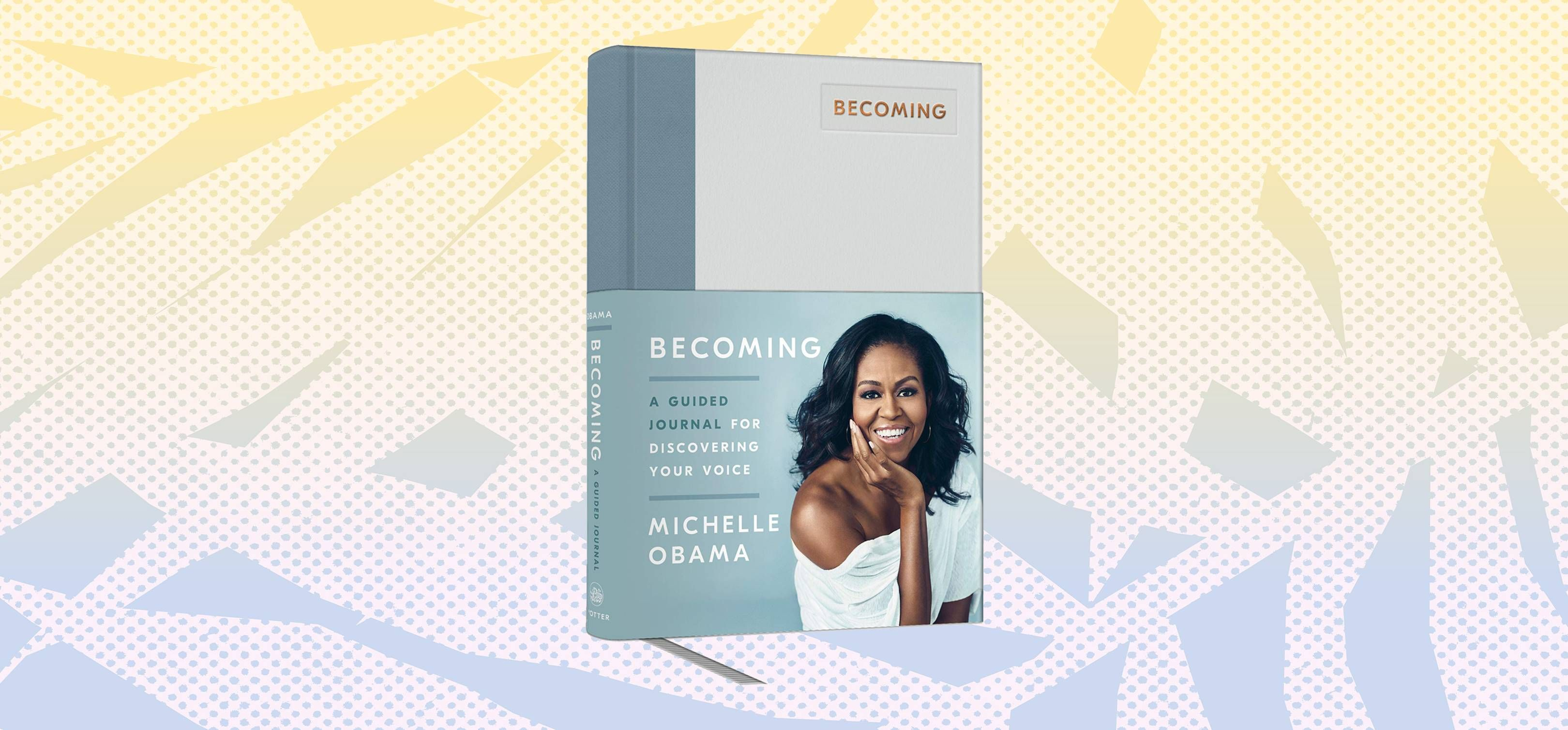 Michelle Obama S Empowering New Journal Will Help You
