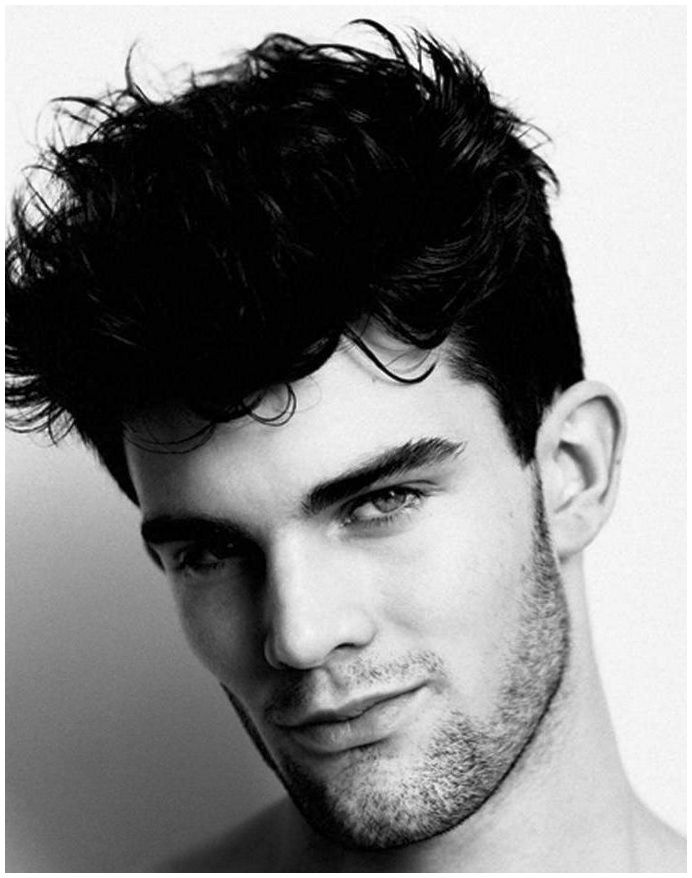 Current Popular Mens Hairstyles: Popular Mens Hairstyles 1950s ~ men ...