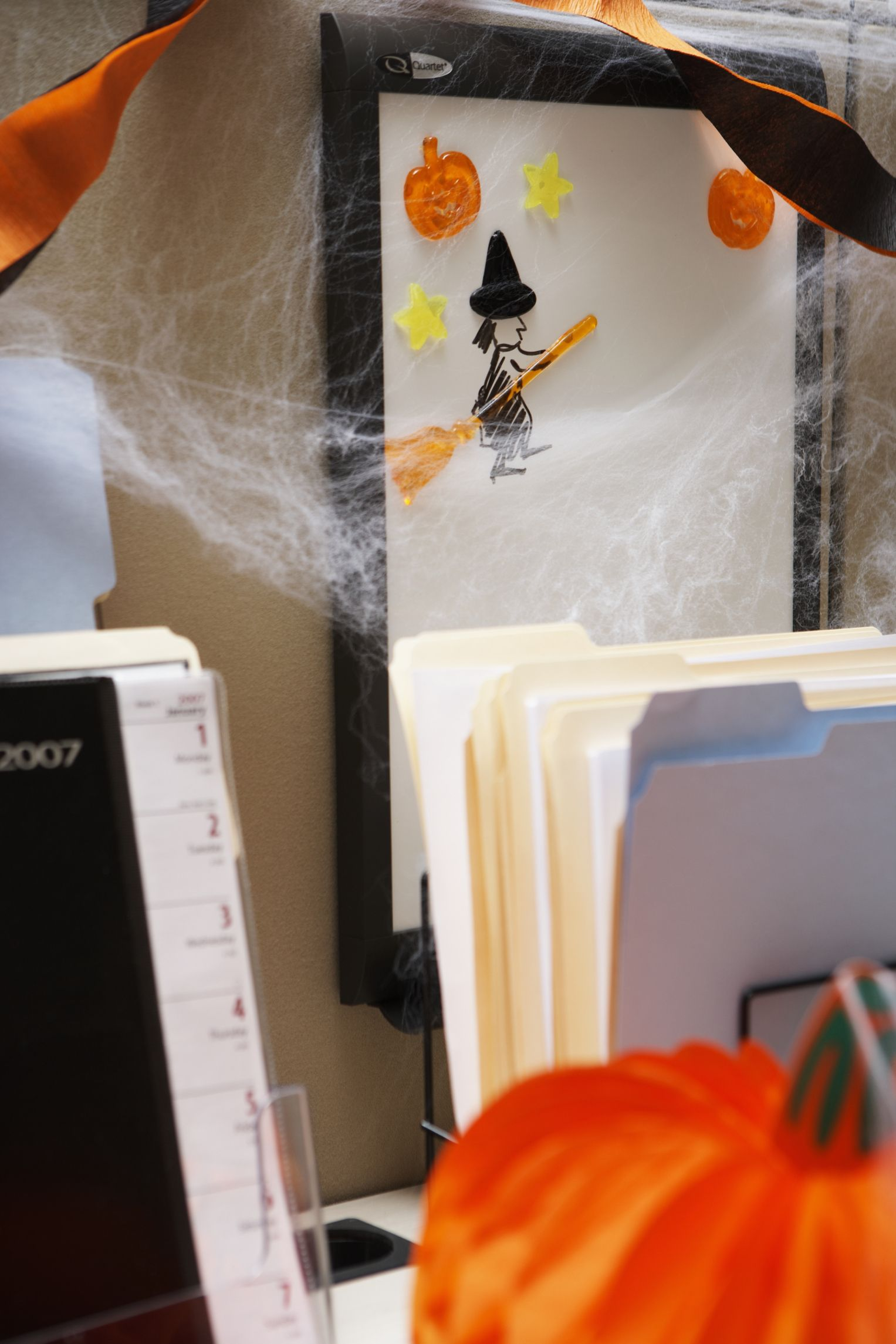 Decorate Your Home Or Office With Faux Spider Webs For
