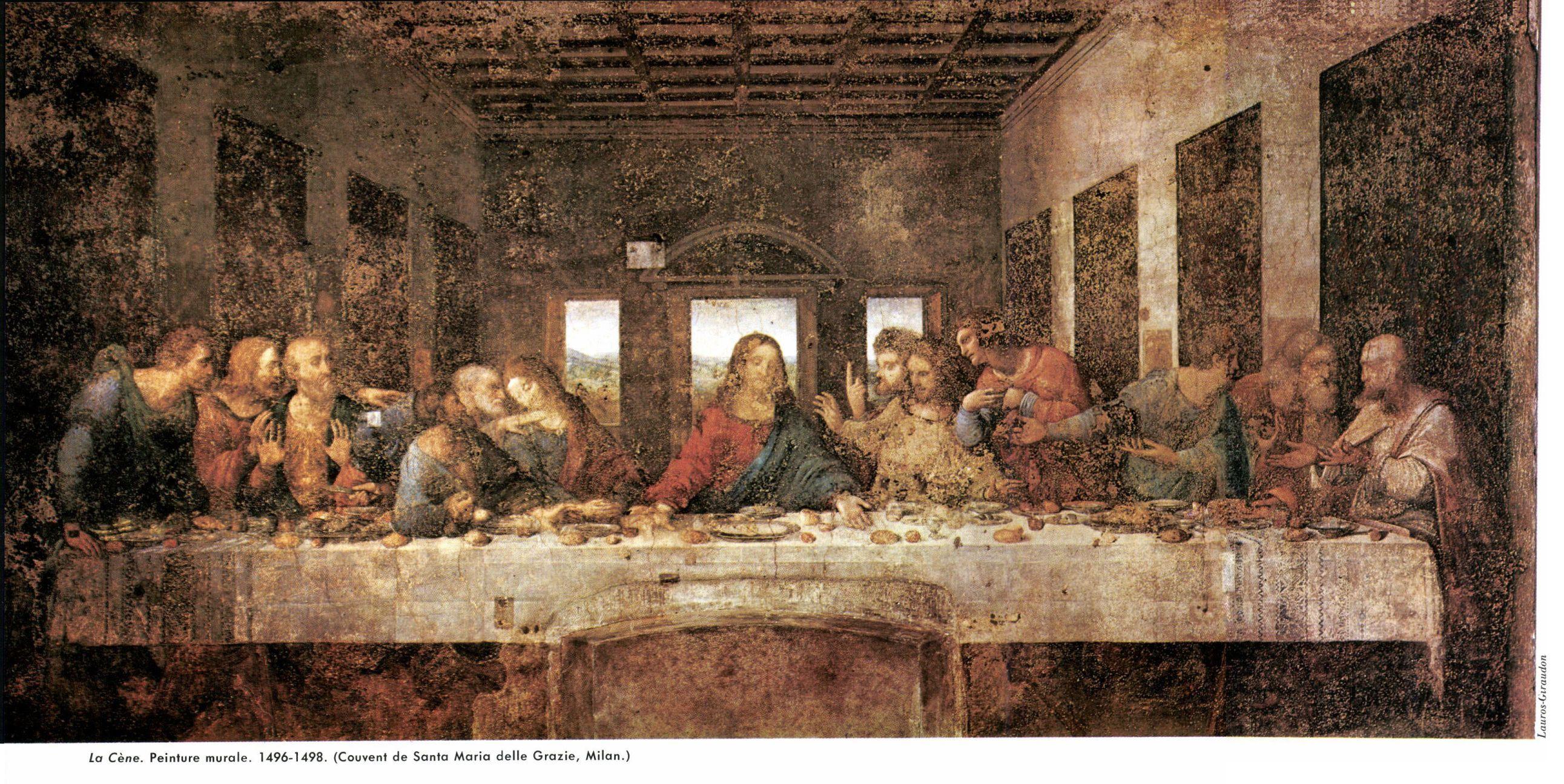 Pin By Line Jaubert On Art Last Supper Art Last Supper Renaissance Art